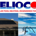 Complete Heliocol Pool Heating System