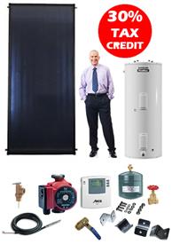Rheem solar water heater